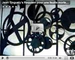 Jean Tinguely's Requiem pour une feuille morte, 1967